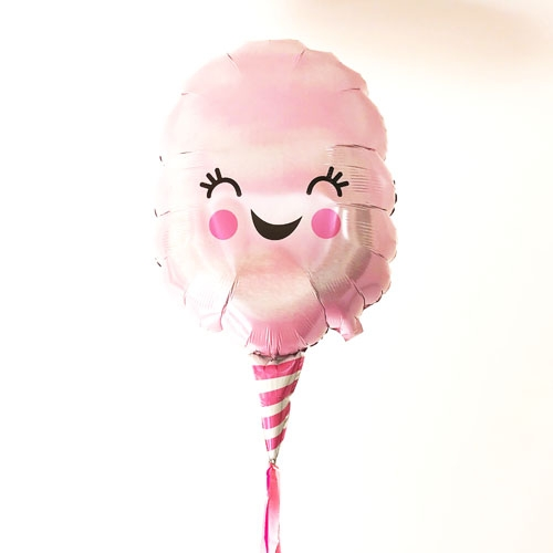 Candyfloss Foil Balloon Image